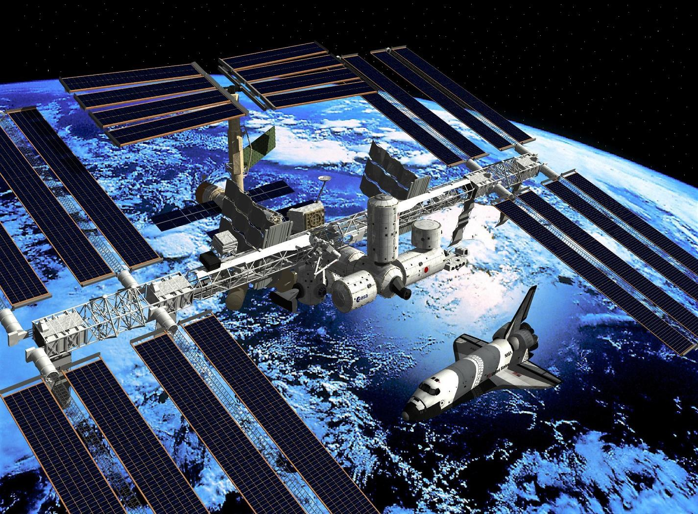international space station pictures - photo #24